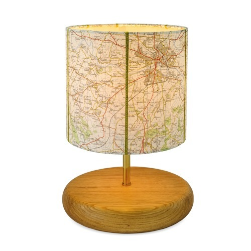 Sarah Walker - Stitched Paper Lampshades