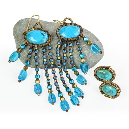 Sam Hemming - Beadwork Jewellery