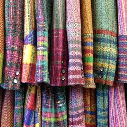 Stephanie Kemp - Woven Textiles