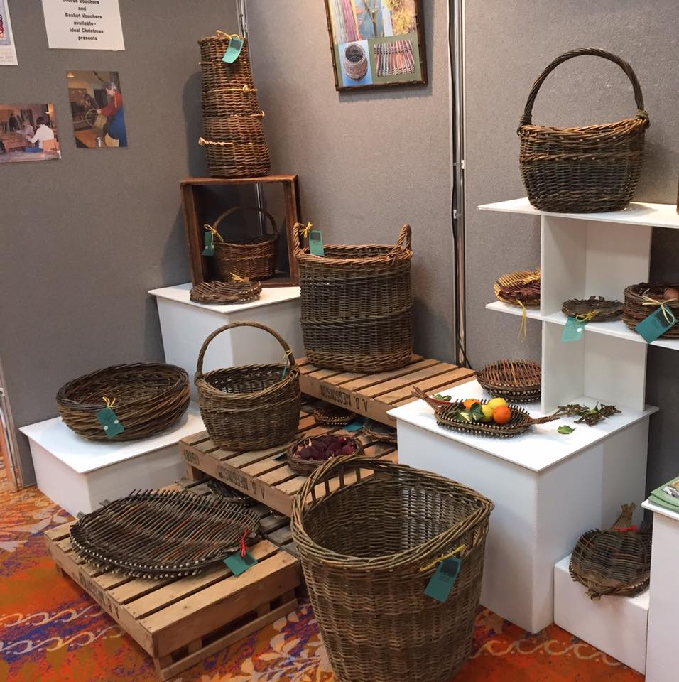 Basket Maker Jenny Pearce