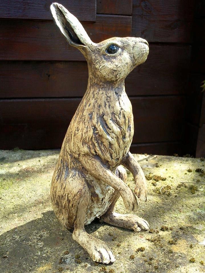 Hare by Lynn Hazel