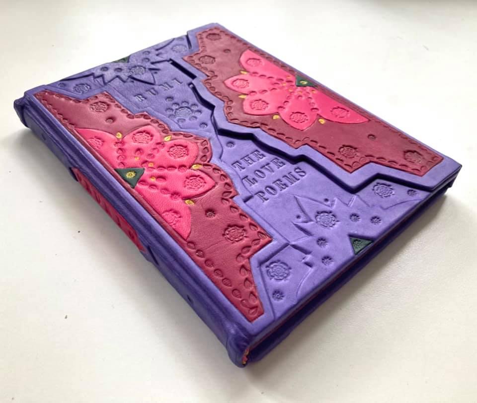Book Binding by Anna Yevtukh